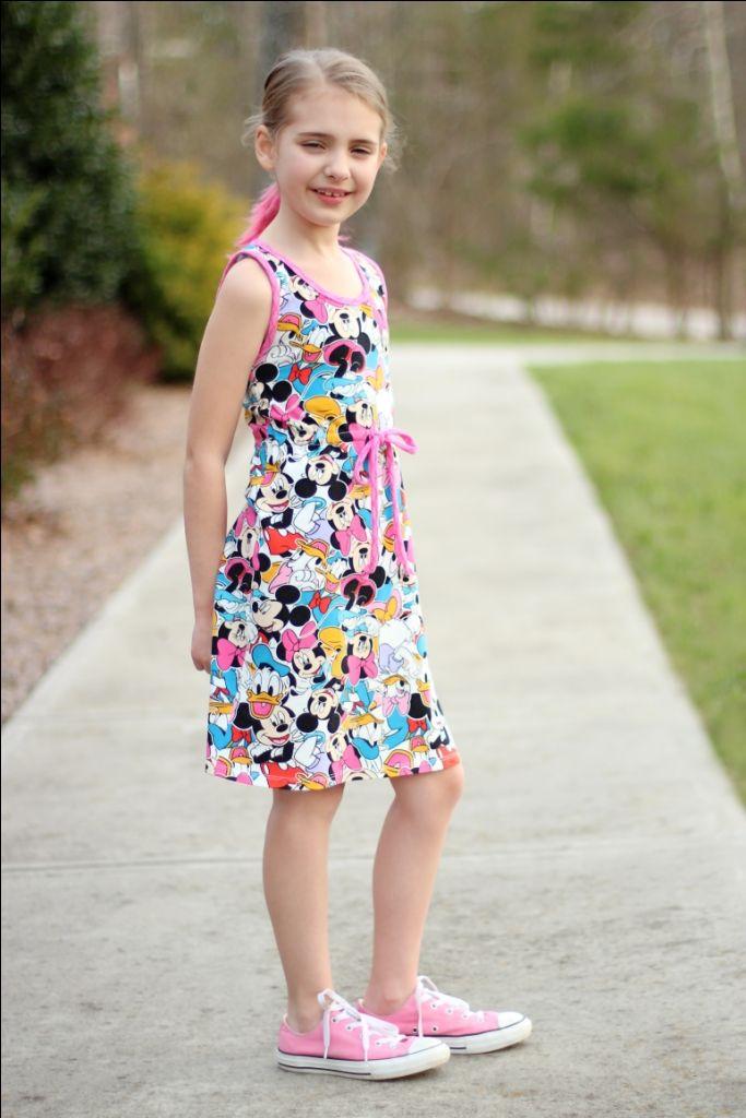 Rinna\'s Dress for girls - 1 to 10 years$9 | Designer: Lily Bird ...