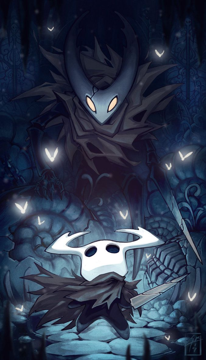 Hollow Knight by on DeviantArt