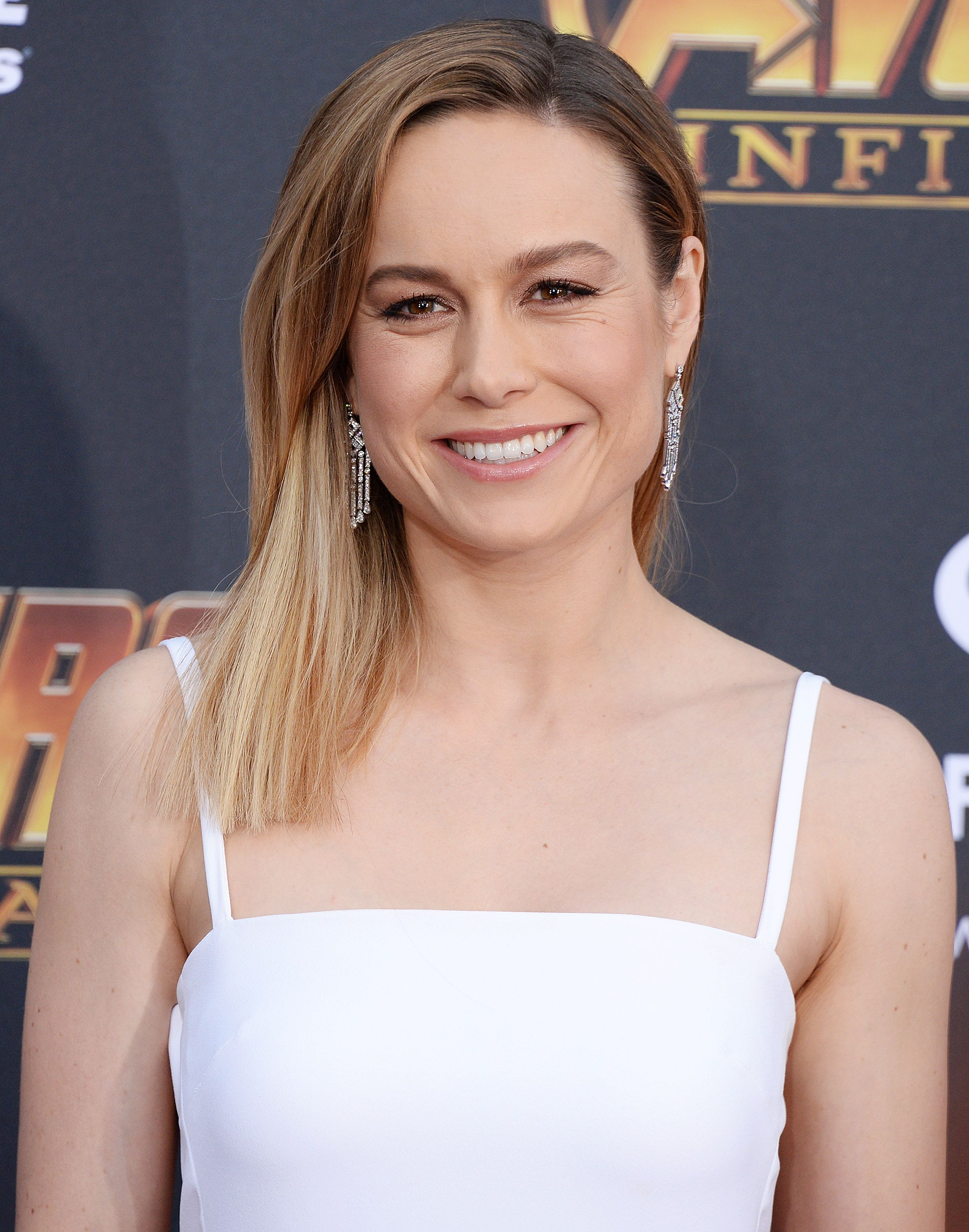Brie Larson Braless. 2018-2019 celebrityes photos leaks! new picture