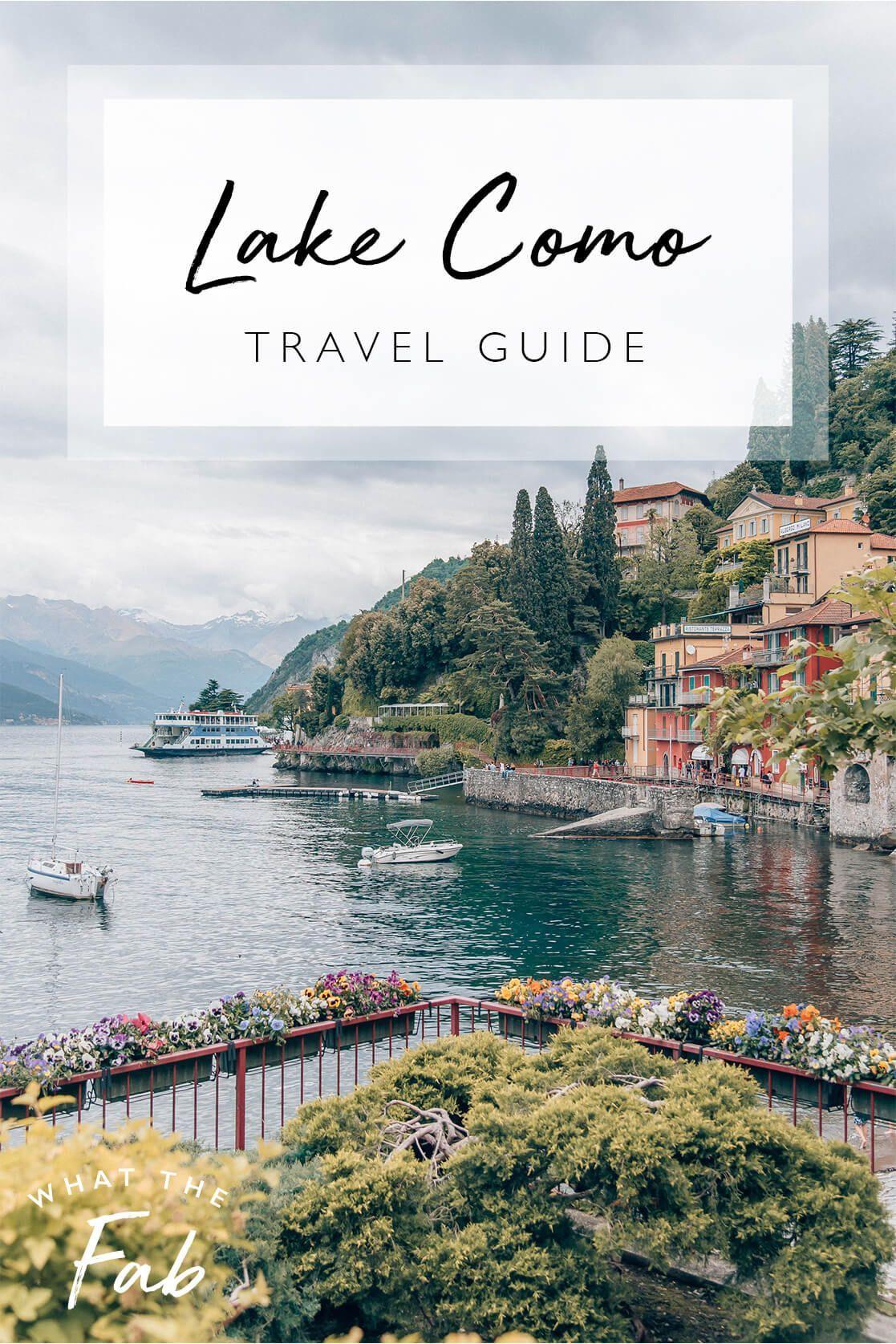 Comer See Reiseführer: Die besten Tipps für den Tag in Italien | 2020 – Maria Lemper