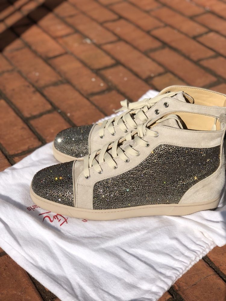 b2a32c438529 mens christian louboutin sneakers  fashion  clothing  shoes  accessories   mensshoes  casualshoes (ebay link)