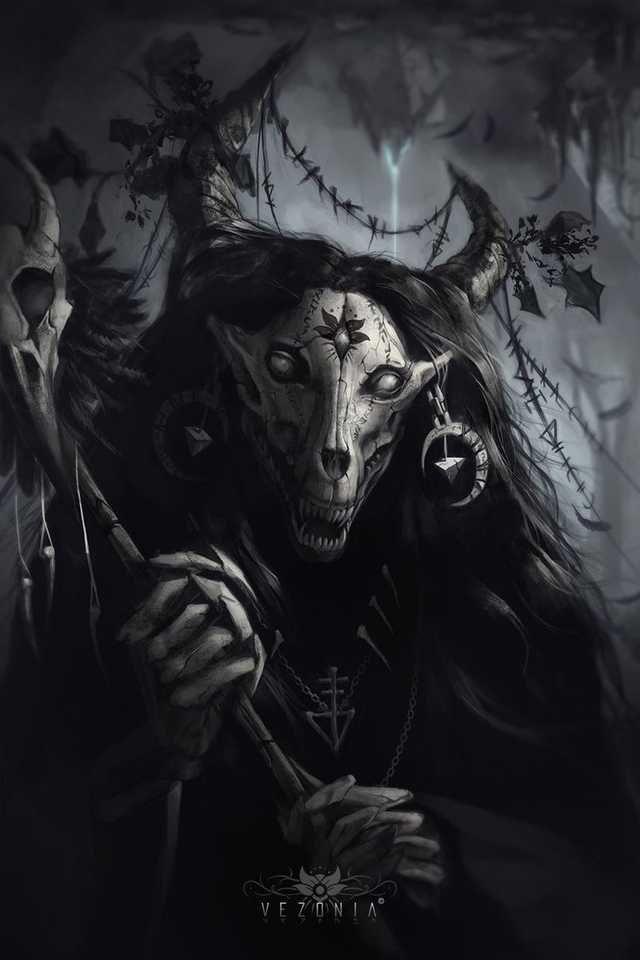 Photo of Dark Creatures