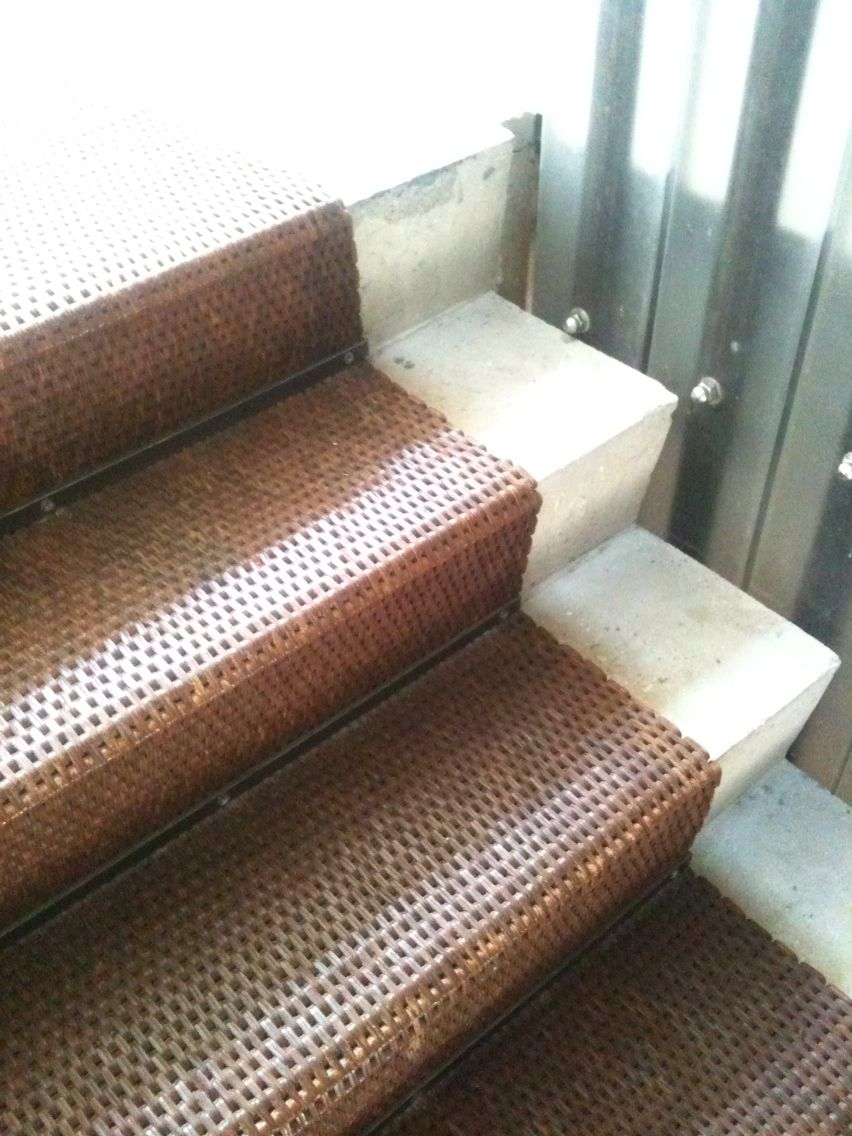 Leather Runner Concrete Stair Deep Carpet Cleaning How