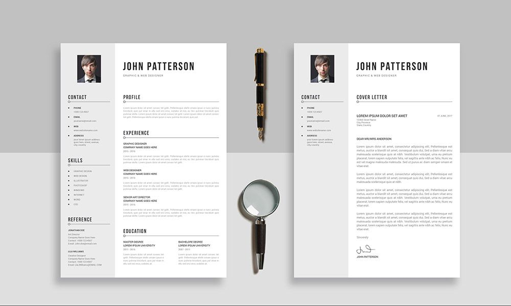 30 Beautifully Designed Resume Examples For Your Inspiration - unique resume examples