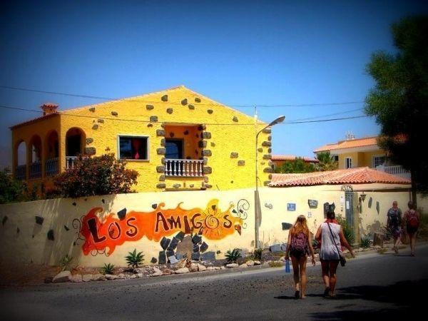 8. Los Amigos Backpackers Hostel, Tenerife, Spain