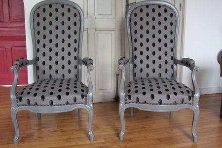 fauteuil voltaire avec bois brut recherche google relooking chaise voltaire pinterest. Black Bedroom Furniture Sets. Home Design Ideas