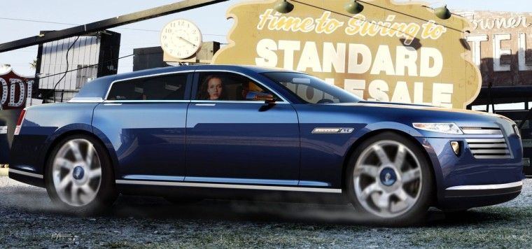 2009 Lincoln Town Car Concept Car Picture Concept Custom Cars