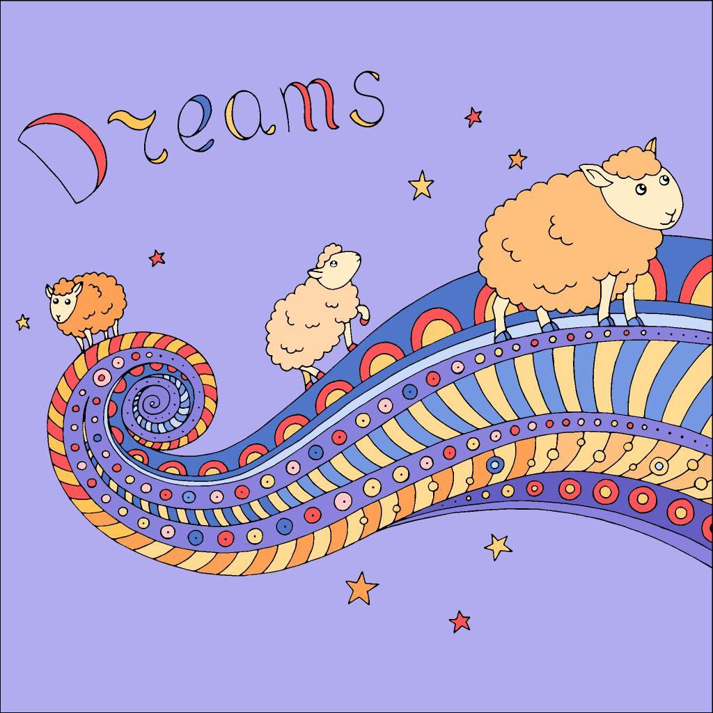 Dreams Coloring Book App Happy Colors Coloring Books