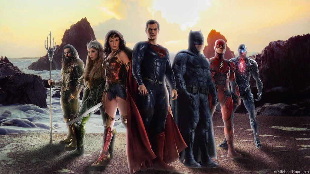 Justice League HD Wallpapers Backgrounds Wallpaper 1024x576 40