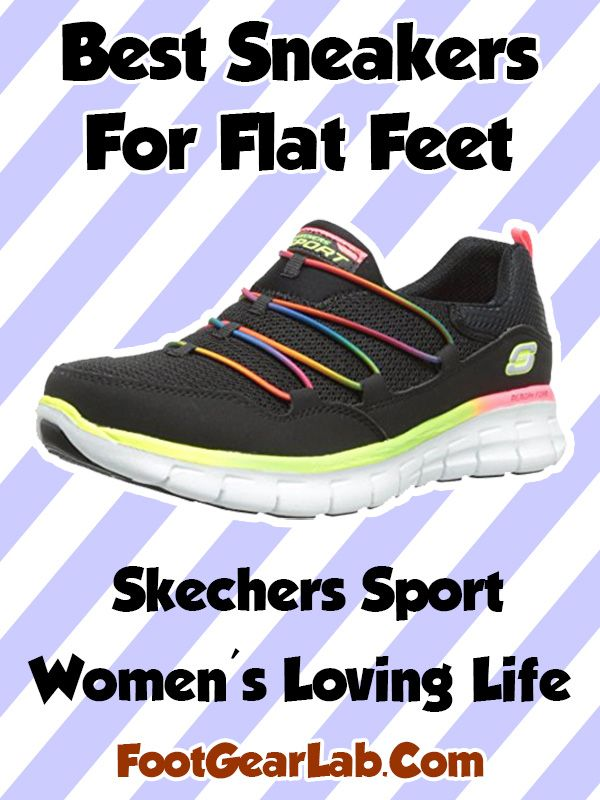 most comfortable running shoes for flat feet
