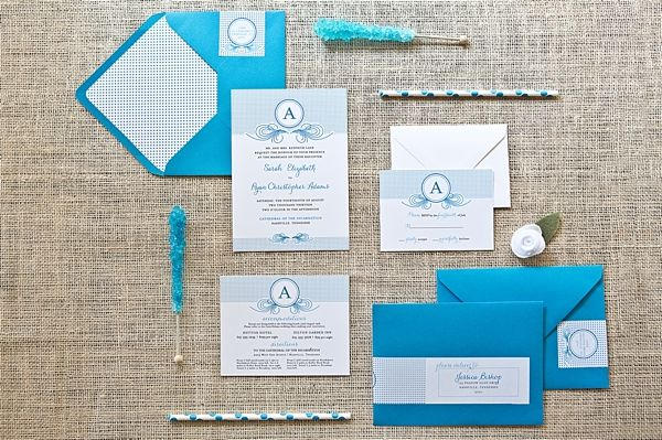 Jessica Bishop Paperie | The Sarah Suite