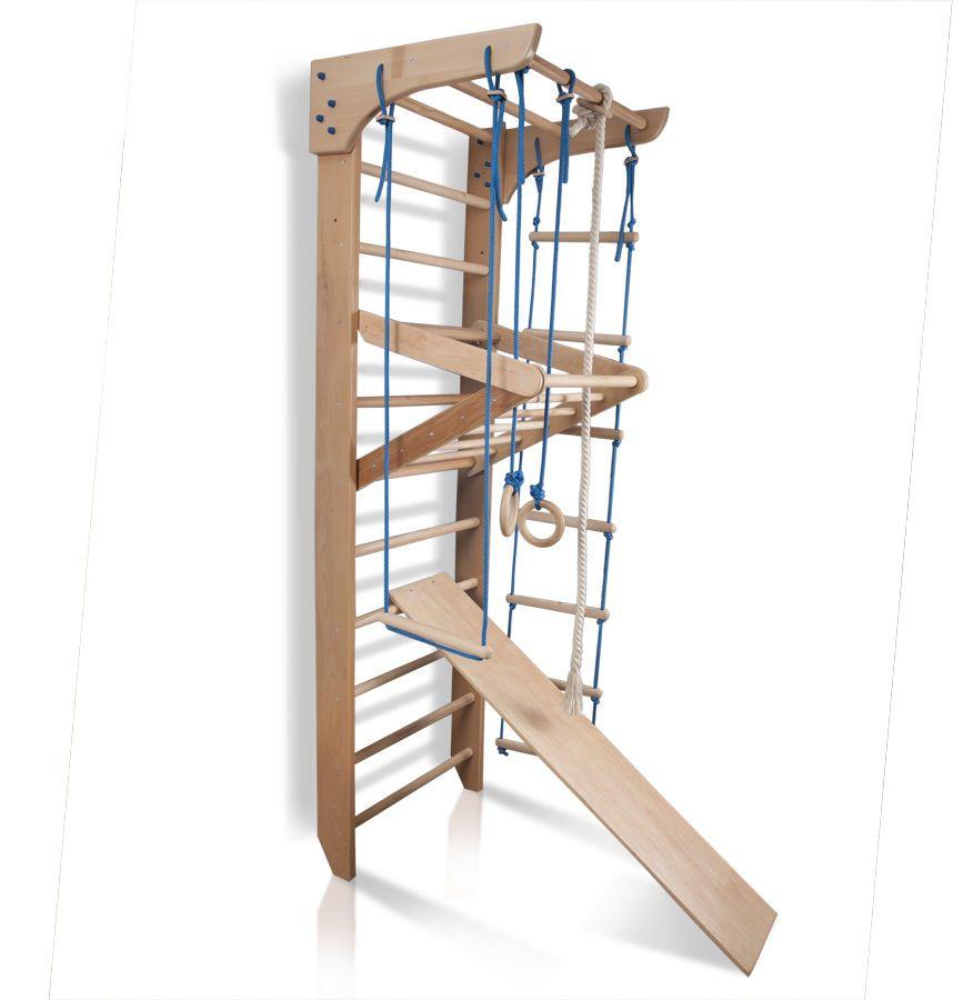 Home Gym Storage Ideas: Details About Swedish Ladder Wall Bars Gymnastic Children
