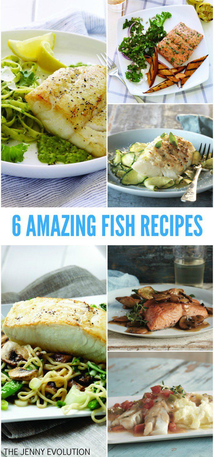 6 Amazing Healthy Fish Recipes Mommy Evolution Fish Recipes Healthy Best Seafood Recipes Fish Recipes