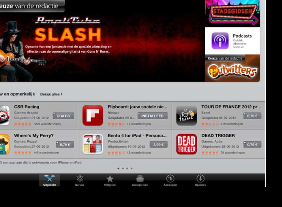 cool Meer handige programma's op uw iPad hulp voor opa en
