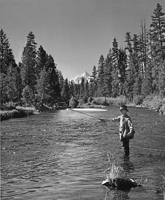Tips For Mentored Youth Trout Fishing Day In Pennsylvania: Fly Fishing For Trout On The Metolius River I