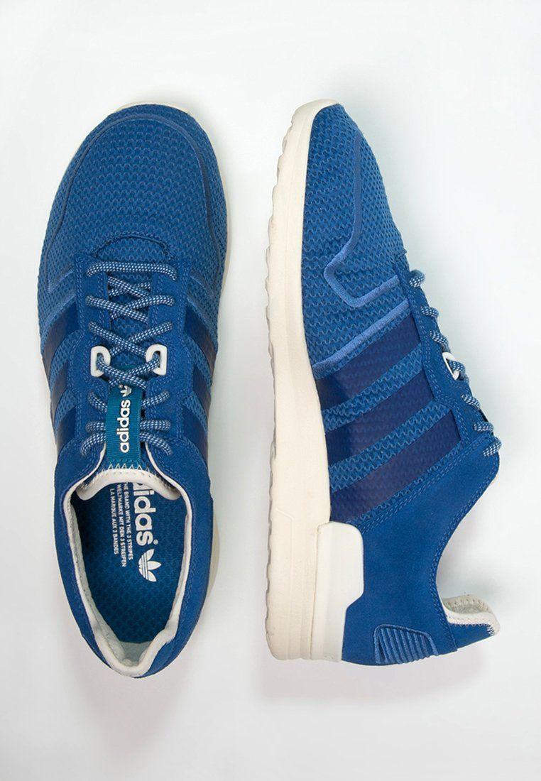 san francisco da748 a45bb ... spain adidas originals zx 700 2.0 sneakers basse surf blue chalk white  zalando ff868 904f6