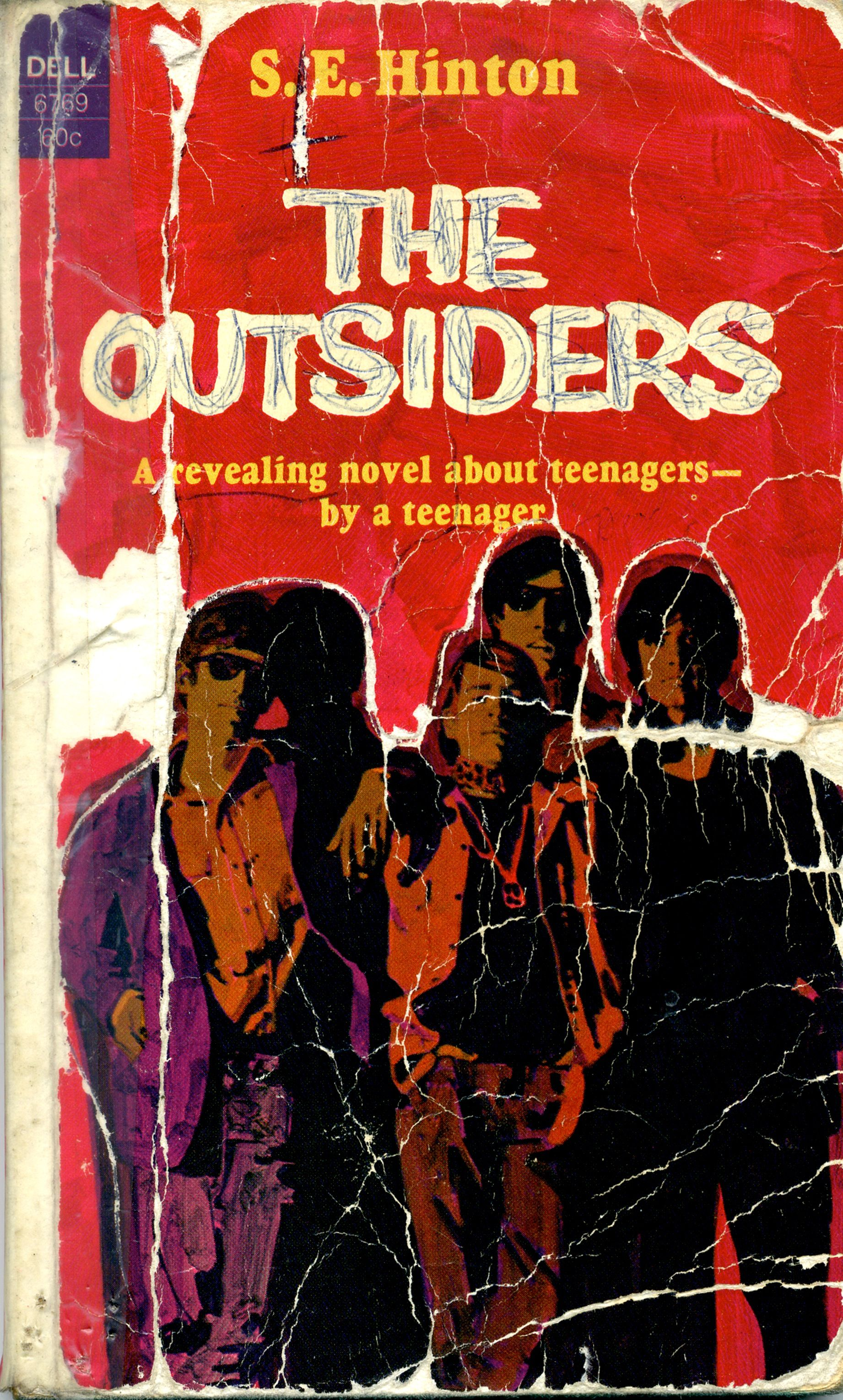 The Outsiders By S E Hinton Altver