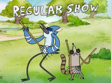 Regular Show Apenas Um Show Tattoo Desenhos Animados Desenhos