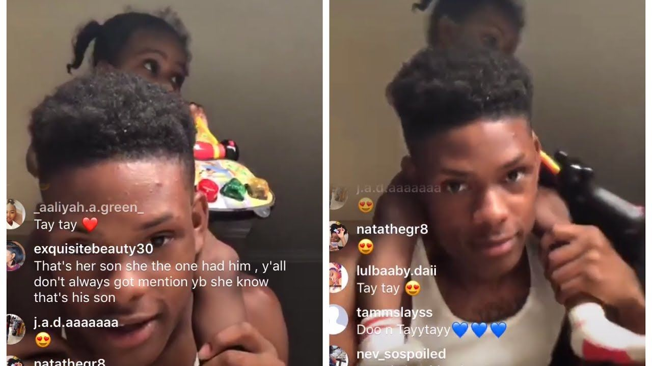 Nba Youngboy Son Tay Tay Hanging With His Stepdad Hotboy Doo Youtube Youtube Best Rapper Alive Best Rapper