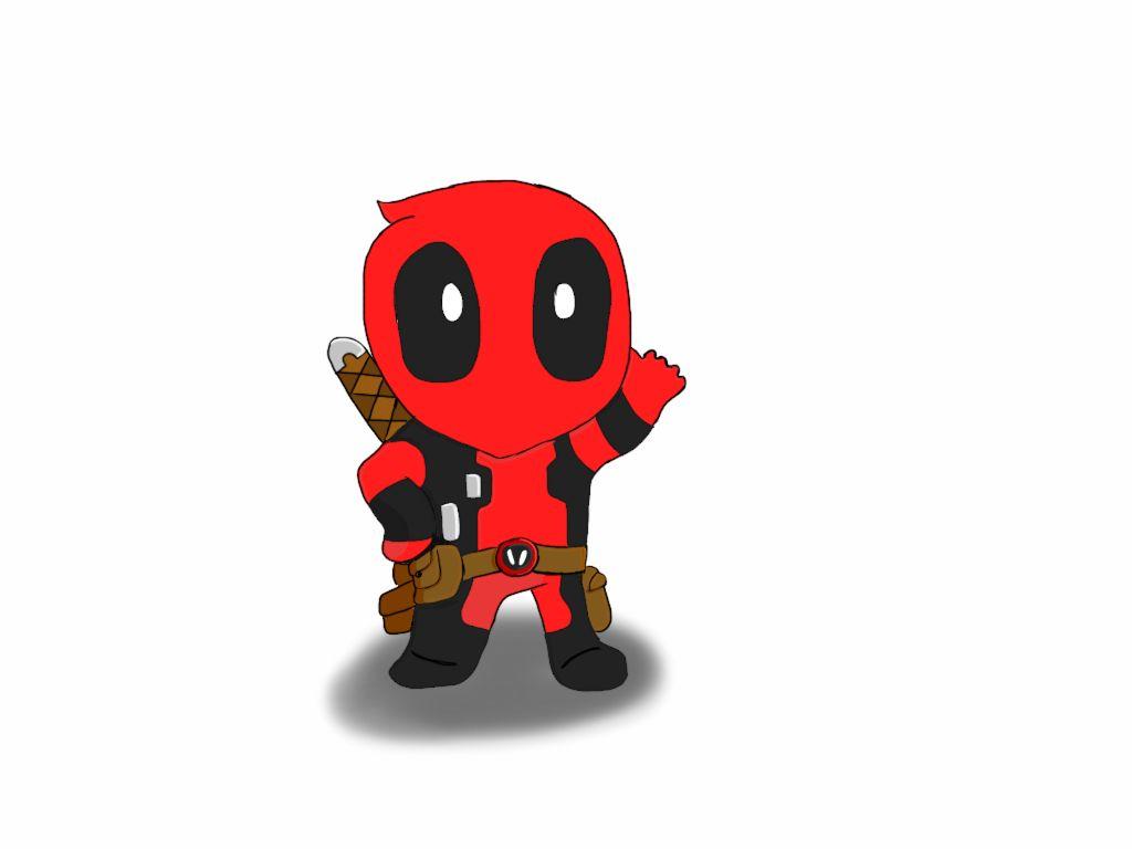 Chibi Deadpool Drawings | Chibi | Pinterest | Deadpool and Chibi