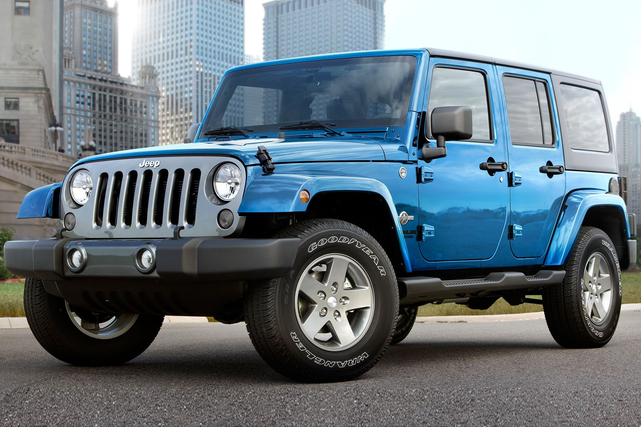 2017 jeep wrangler concept design 2017 - 2017 Jeep Wrangler Will Keep Solid Axle Suspension