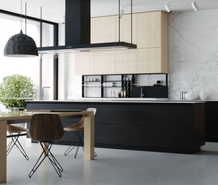 Галерея 3d и 2d работ на 3ddd.ru Kitchen interior, Home