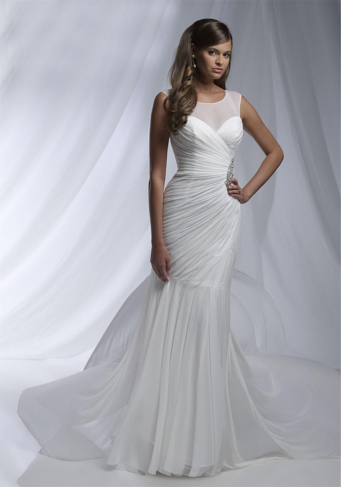 Art Couture AC343 | McElhinneys Bridal Rooms | Stunning Art Couture ...