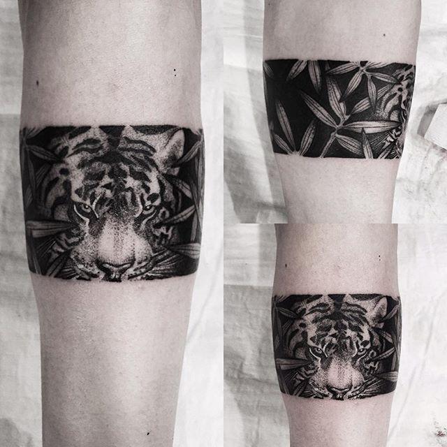 The Korean Blackwork Of Sou Tattooer Tattoo Tatuaje Renos