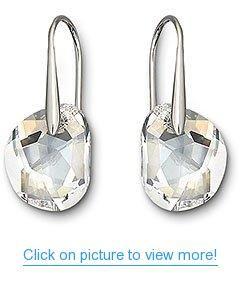 5e772d757 Swarovski Clear Crystal Pierced Earrings 665159 | Swarovski ...