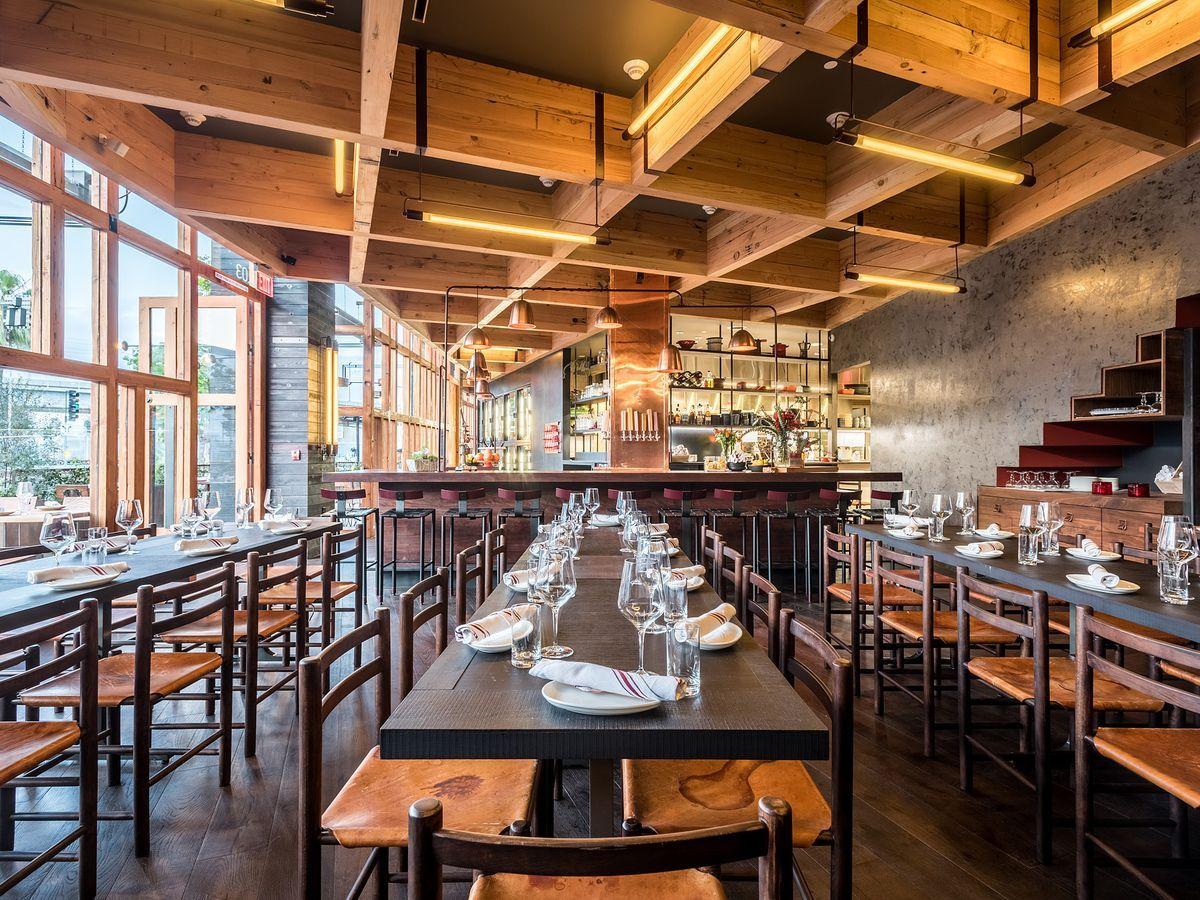 Goaltaca The 21 Hottest Restaurants In La Right Now June 2016