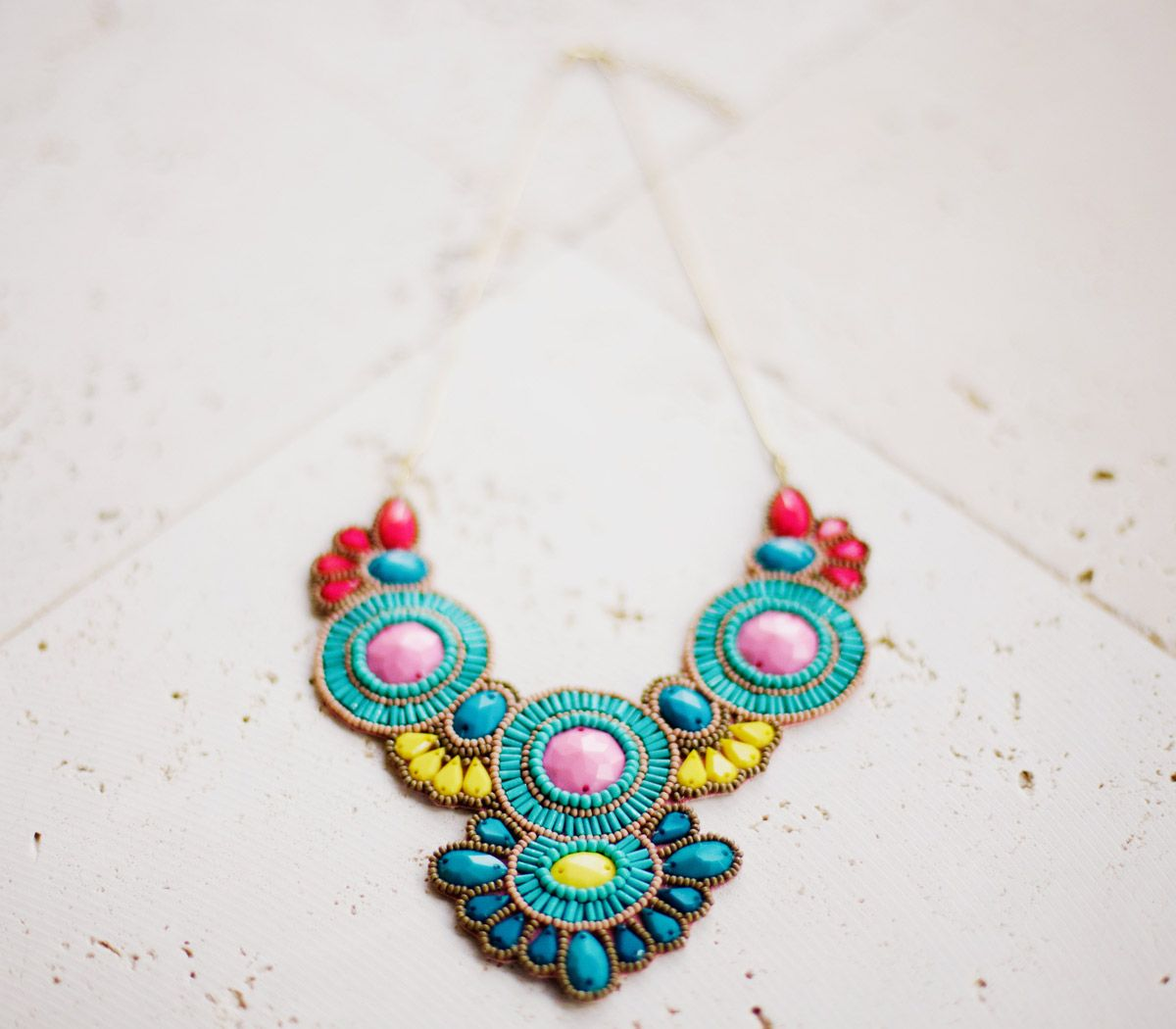 Amari Necklace From Trading Hope