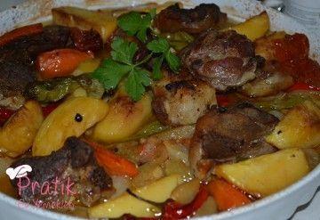 Photo of Lamb baked with apple and orange Yemek tarifleri #Ap …