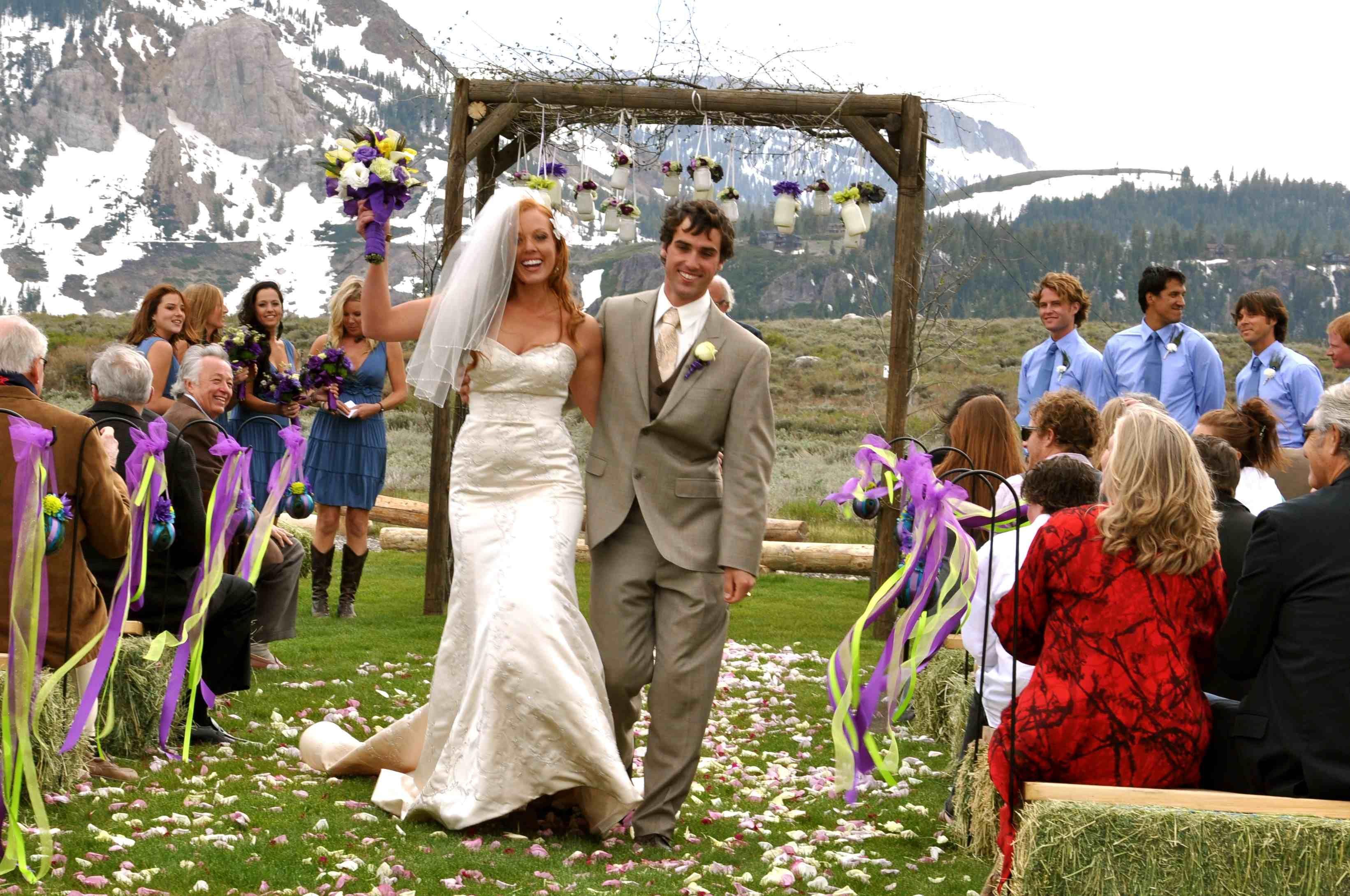 Wedding Outdoor Attire For Grooms