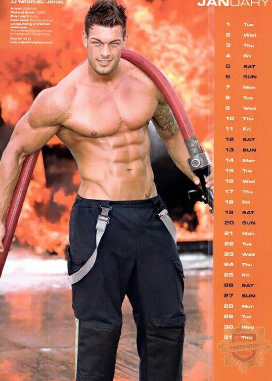 Handsome Firefighter Hot Firefighter Men Ooh Pinterest