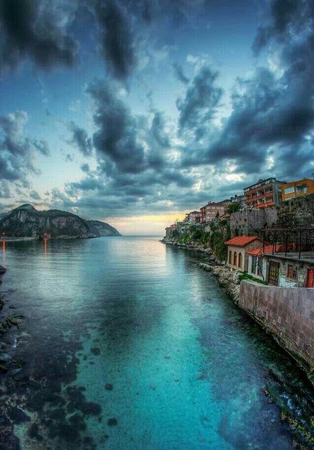 Bartin Amasra Sahili Turkiye Goruntuler Ile Turizm Goller