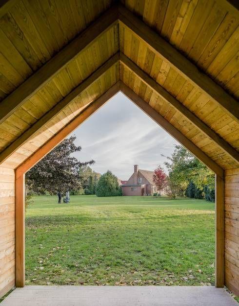 Hier Eine Minimalistische Holzgarage Garagen Von Jan Rösler Architekten.  Dieser Artikel Ist Unser Garagenratgeber! #garage #homify