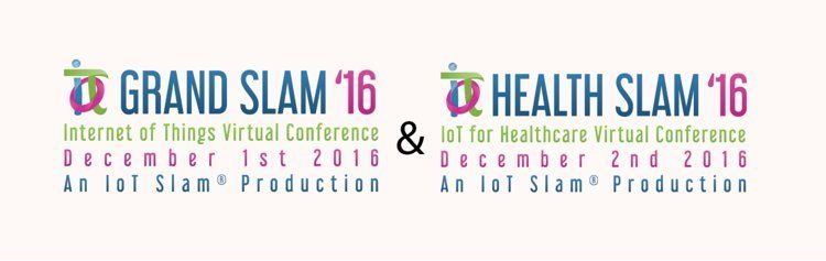 IoT #IoTCommunity Announces Its #HealthSlam 2016 IoT #Healthcare - conference agenda