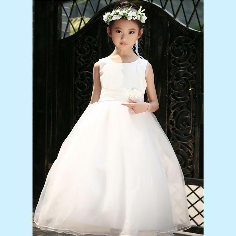 Einzelhandel Blume Mädchen Kleider Für Kinder Kinder Mädchen ...