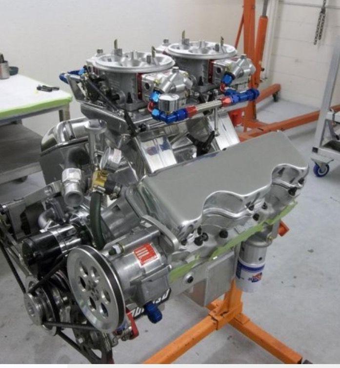 Shafiroff Racing 545hp 509ci all-aluminum