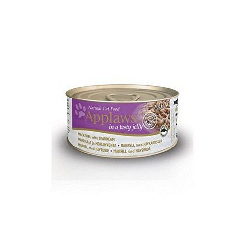 Applaws Cat Mackeral And Seabream Jelly 70g Pack Of 6 To View Further For This Item Visit The Image Link Cat Food Coupons Cat Food Allergy Natural Cat Food