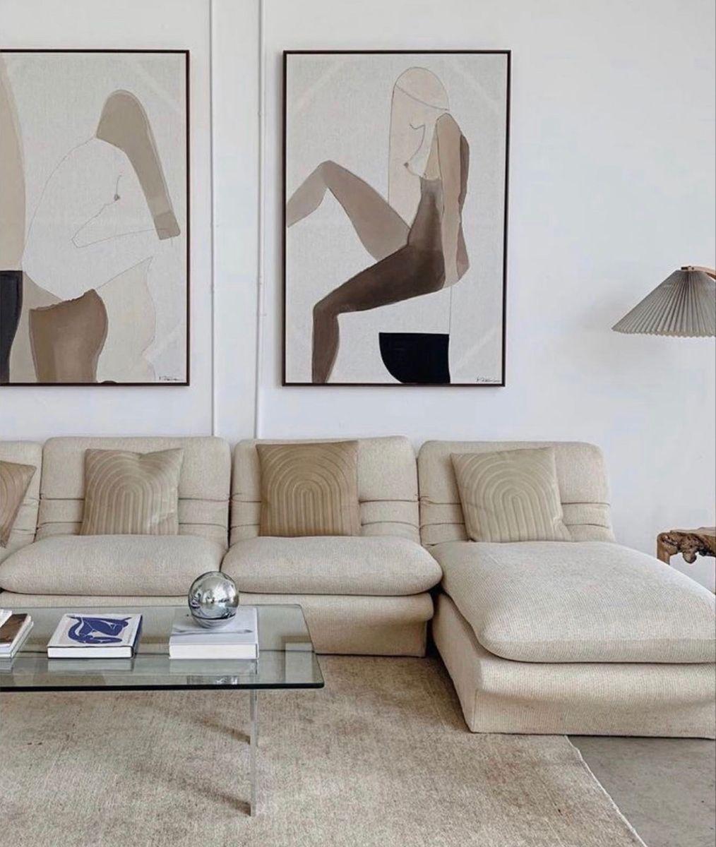 Interior Design Ideas For A Living Room Interior Design In Apartment Interior Design Course Portfolio Of Inter In 2020 Minimalism Interior Interior Design Interior
