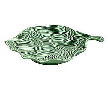 Fuente de cerámica Foglia - Ø37 cm