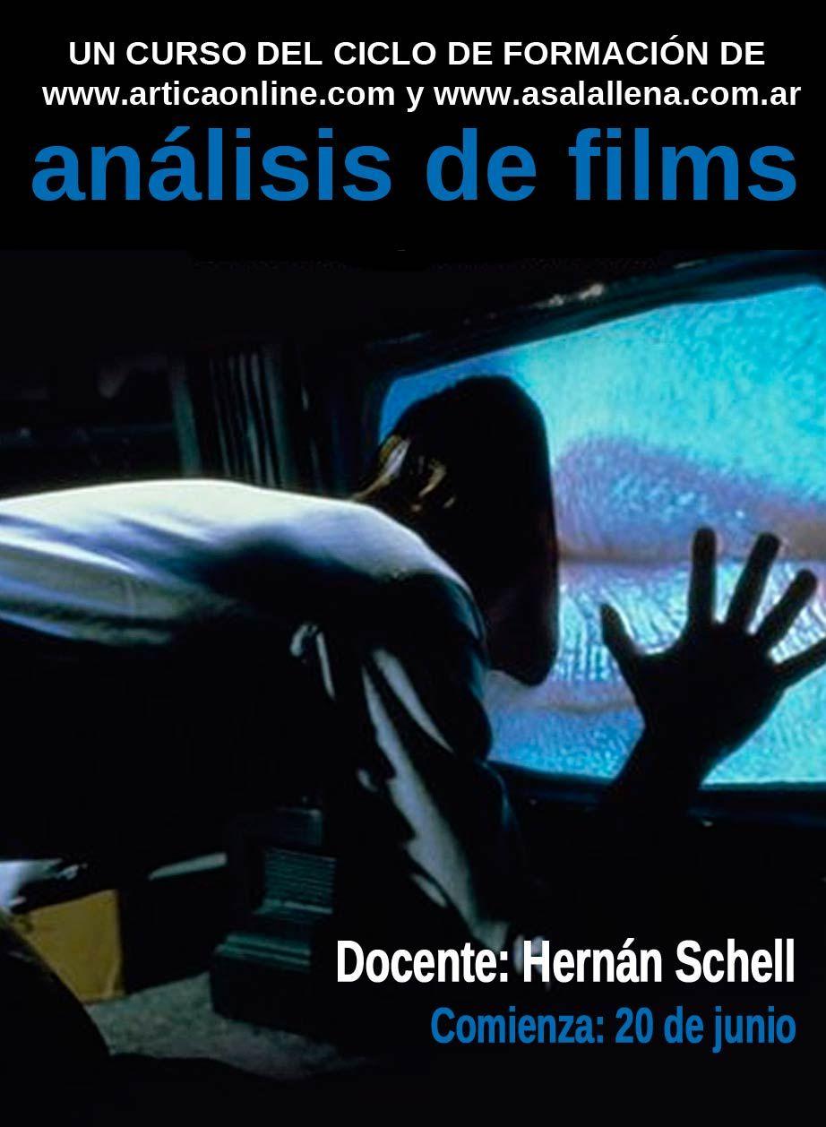 Curso online Análisis de films - Junio de 2012