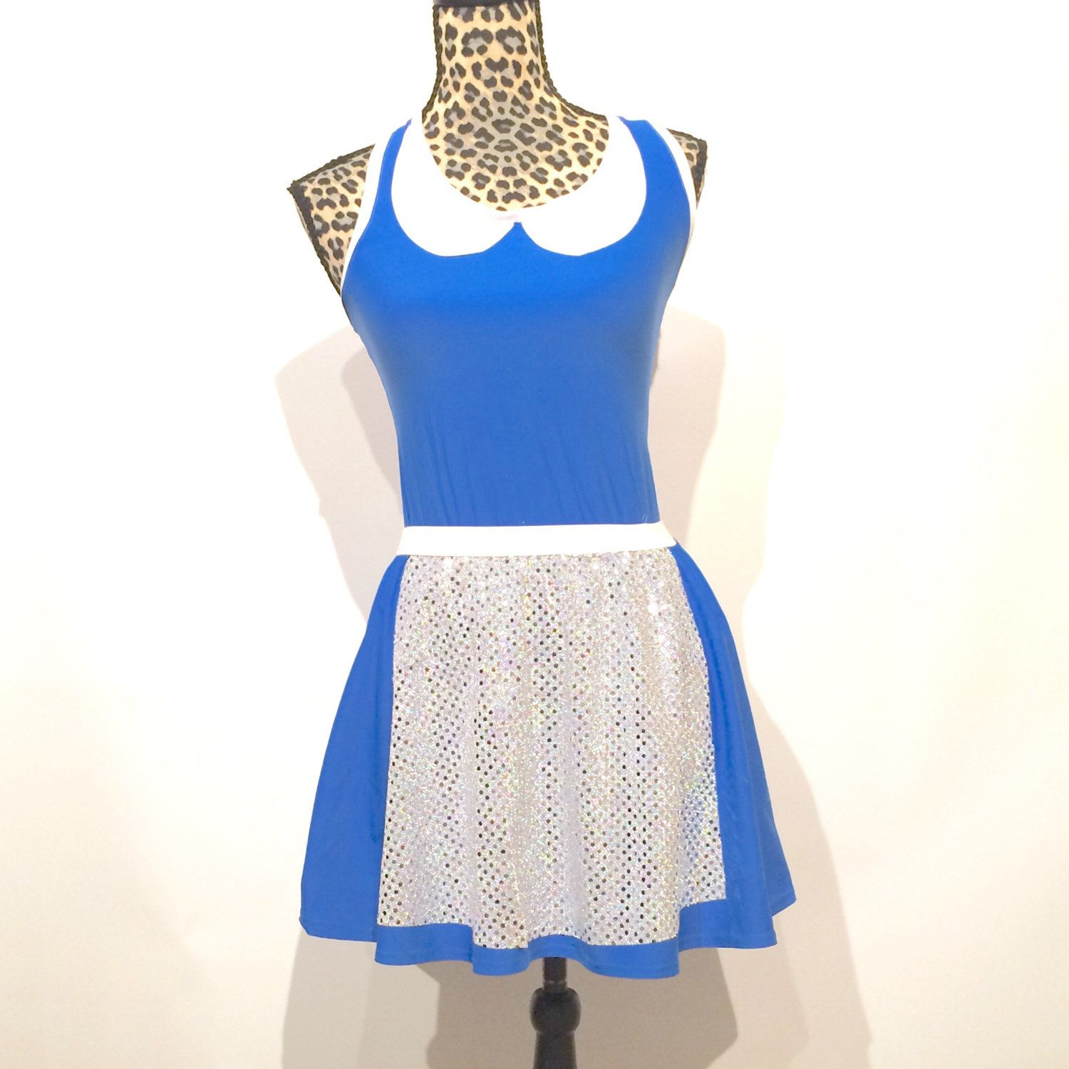 White apron belle - Provincial Belle From Beauty And Beast Inspired Running Costume Shirt And Skirt With Apron Running Costume