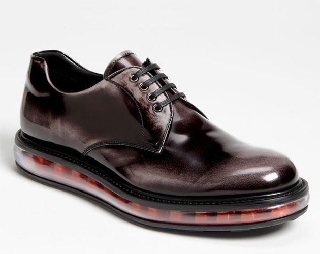 Prada Levitate Shoe Series The Luxury Brand Adds Air To