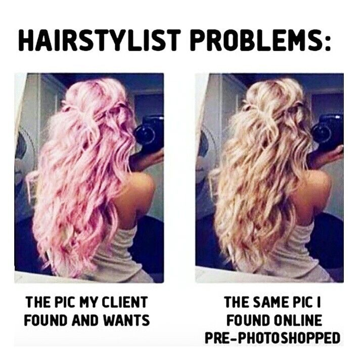 Haha Yep With Images Hairstylist Problems Hair Humor Hair