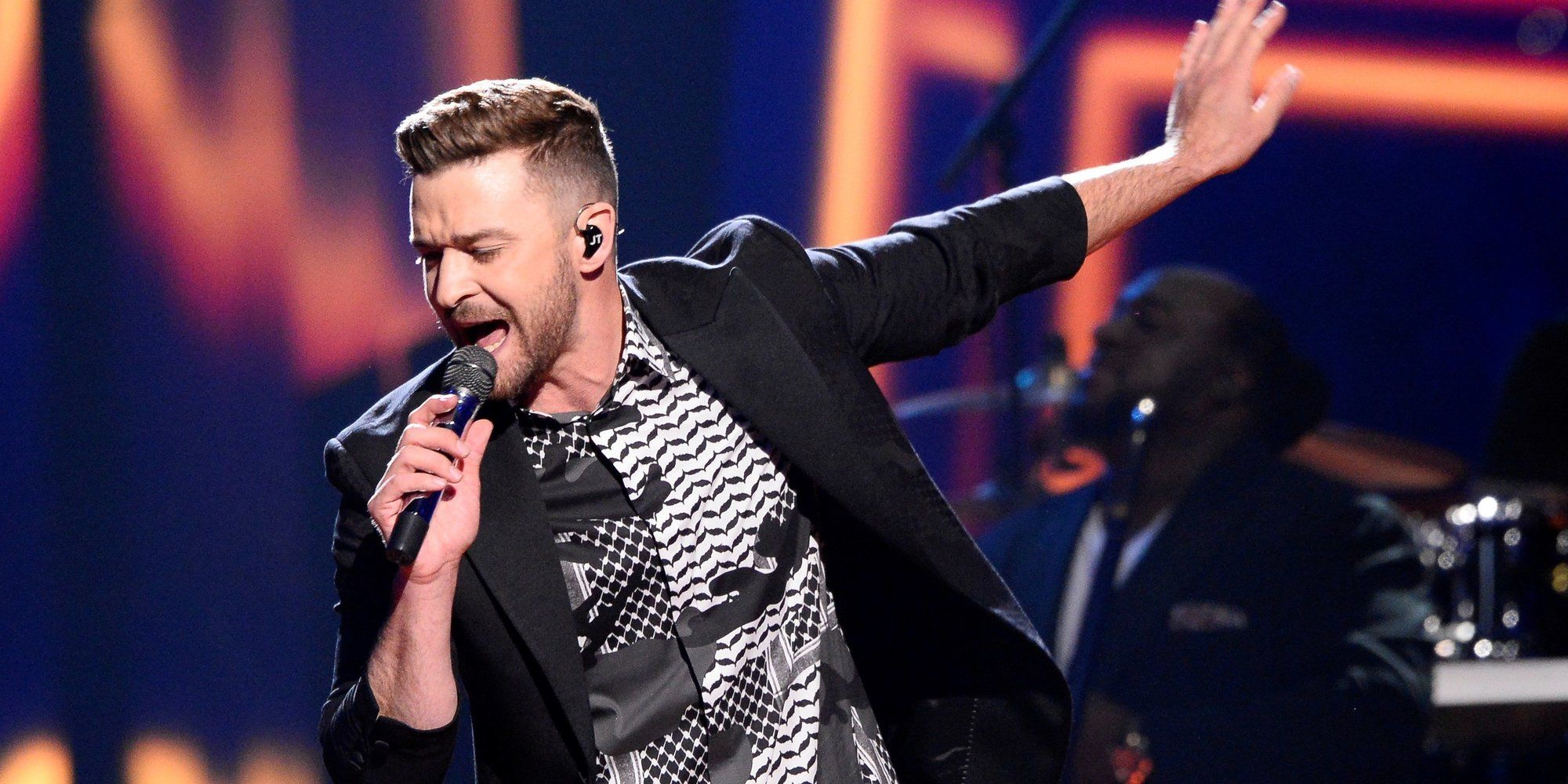 Justin Timberlake Brings 'Can't Stop The Feeling' To