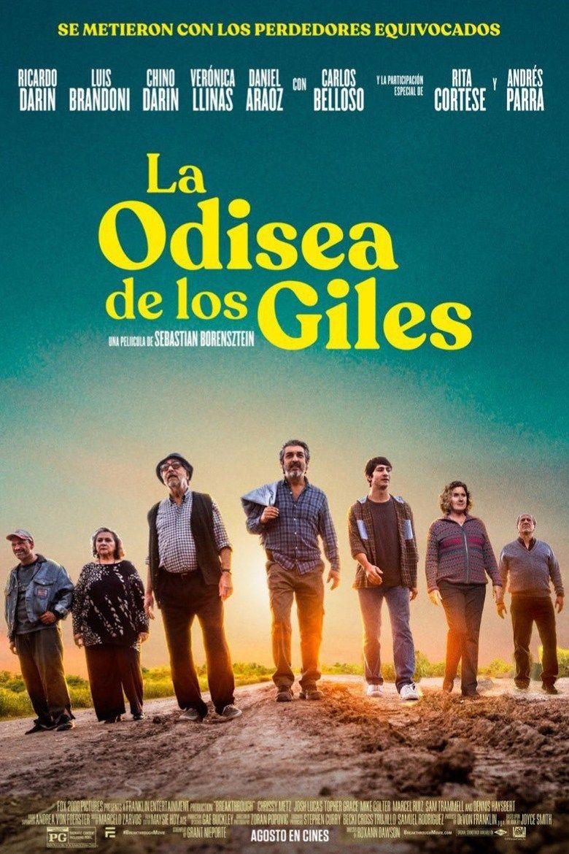 La Odisea De Los Giles Favorite Books Movies Movie Posters