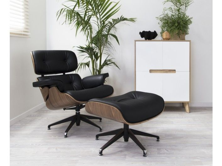 Delightful Mocka Replica Eames Lounge Chair And Ottoman