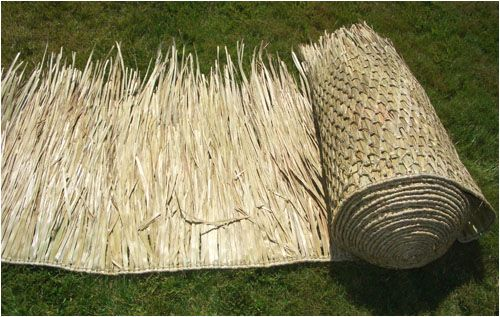 Tiki Thatch Roll Roofing Rolls